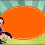 Bolinha de Sabão Show da Luna para Meninos