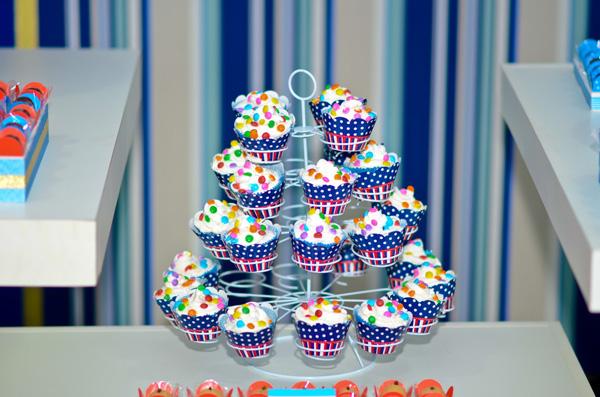 Cupcakes Festa Pequeno Príncipe Matheus