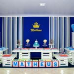 Festa Pequeno Príncipe Matheus!