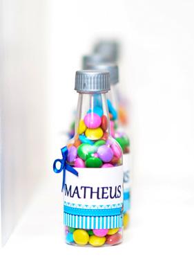 Balas Festa Pequeno Príncipe Matheus