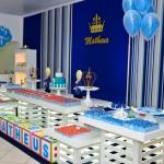 Mesa de Doces Festa Pequeno Príncipe Matheus