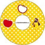 CD DVD Branca de Neve