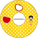 CD DVD Branca de Neve Cute