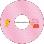 CD DVD Peppa Pig e Teddy