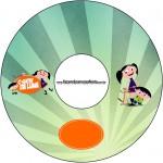 CD DVD Show da Luna para Meninos