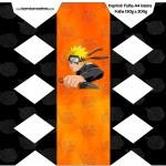 Caixa Bala Naruto