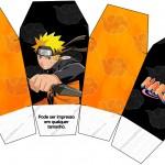 Caixa China in Box Naruto