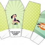 Caixa China in Box Show da Luna para Meninos
