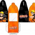 Caixa com Foto Naruto
