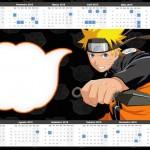 Naruto – Kit Festa Infantil gratuito!