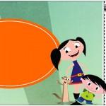 Convite Ingresso Show da Luna para MeninosConvite Ingresso Show da Luna para Meninos