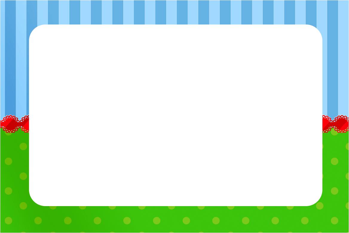 Convite ou Cartão Fundo Azul e Verde Fazendo a Nossa Festa #38BE07 1168x780 Banheiro Azul Ou Verde