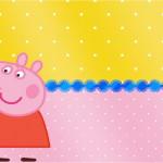 Peppa Pig e Teddy – Kit Festa Infantil!