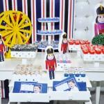 Decoração Festa Soldadinho de Chumbo