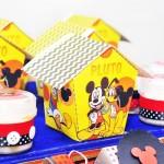 Moldes Festa Mickey Mouse – Totalmente gratuito!