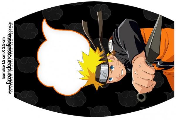 Esmalte Naruto