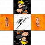 Forminhas Docinhos Naruto