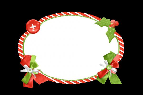 Frame Fundo Natal Verde e Branco