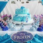 Festa Frozen da Ana Beatriz!