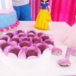 Brigadeiro Festa Princesas da Disney da Eloiza
