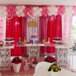 Decoração Festa Princesas da Disney da Eloiza