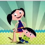 Lata de Leite Show da Luna para Meninos