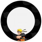 Latinhas e Tubetes Naruto