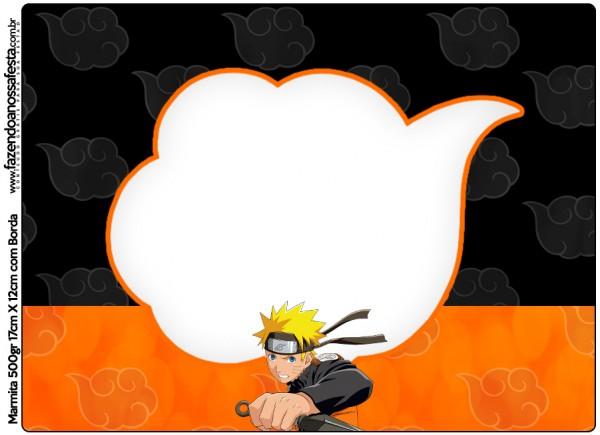 Marmita Naruto