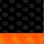 Mini Confeti Fundo Naruto
