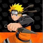 Mini Confeti Naruto