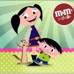 Mini M&M Show da Luna
