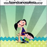 Mini Pastilha Docile Show da Luna para Meninos