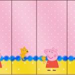 Nescauzinho Peppa Pig e Teddy