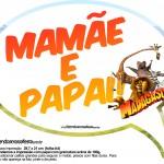 Plaquinhas Divertidas Madagascar