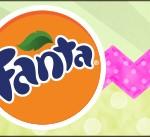 Rótulo Fanta Show da Luna