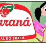 Rótulo Guaraná Caçulinha Show da Luna