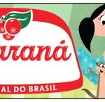 Rótulo Guaraná Caçulinha Show da Luna para Meninos