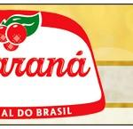 Rótulo Guaraná Fundo Ano Novo