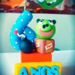 Vela Festa Angry Birds