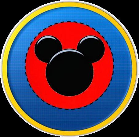 Rótulo Tubetes, Toppers e Latinhas Mickey Mouse