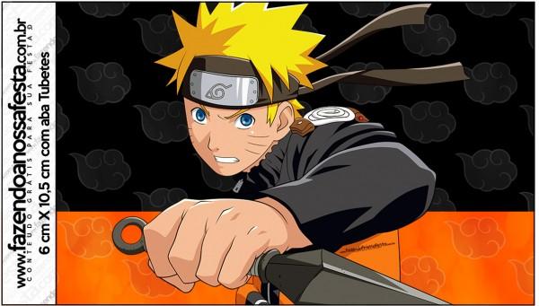 Tubetes Naruto