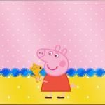 Tubetes Peppa Pig e Teddy