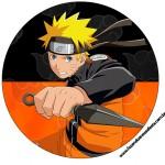 Tubetes,Toppers e Latinhas Naruto