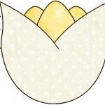 Tulipa Fundo Ano Novo