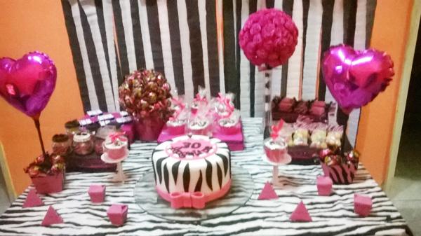 Bolo Festa De repente 30