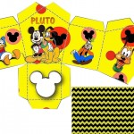 Casinha Mickey Mouse
