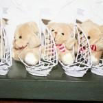 Decoração Festa Ursinho Marinheiro do Isaac