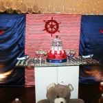 Festa Ursinho Marinheiro do Isaac