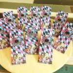 Caixa de Leite Festa Monster High Rosa