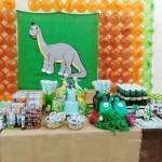 Doces Festa Dinossauro